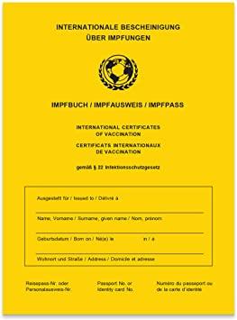 Digitales Zertifikat für Covid-19-Impfungen und Genesenennachweise